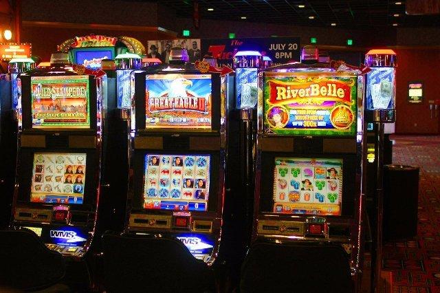 Игровые автоматы онлайн Вулкан 24