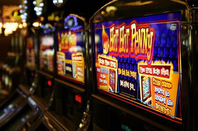 Азартные игры онлайн в казино  Spin City